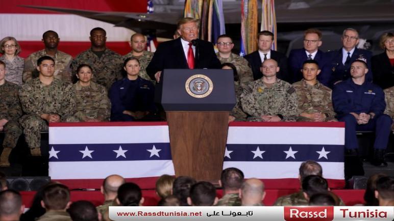 واشنطن تقر موازنة دفاعية بقيمة 738 مليار دولار