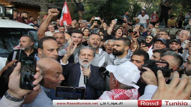فنانون لبنانيون في ساحات الاحتجاج شمالاً وجنوباً
