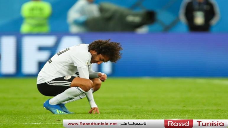 عمرو وردة في معسكر المنتخب المصري بعد الفيديو وتغريدات صلاح