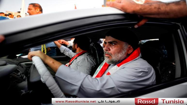 """مقتدى صدر يغادر العراق إلى إيران في زيارة """"مفاجئة"""""""