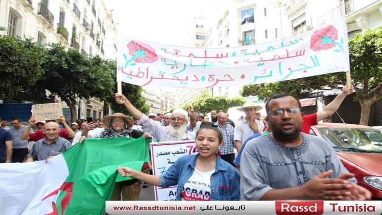 الجزائر: سباق بين الحوار والعصيان المدني