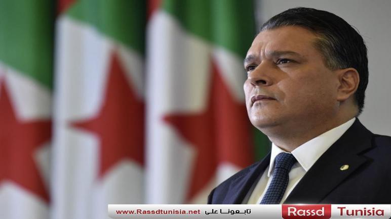 رئيس البرلمان الجزائري معاذ بوشارب يقدم استقالته