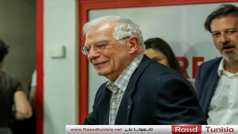 تعيين بوريل مفوضاً للعلاقات الخارجية للاتحاد الأوروبي يزعج إسرائيل