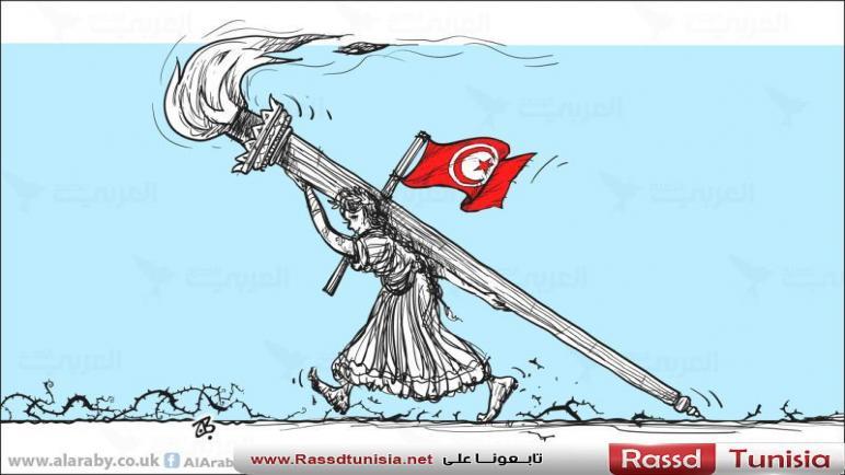 تونس بين زمنين