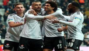 بشكتاش يسقط أمام قيصري سبور في الدوري التركي