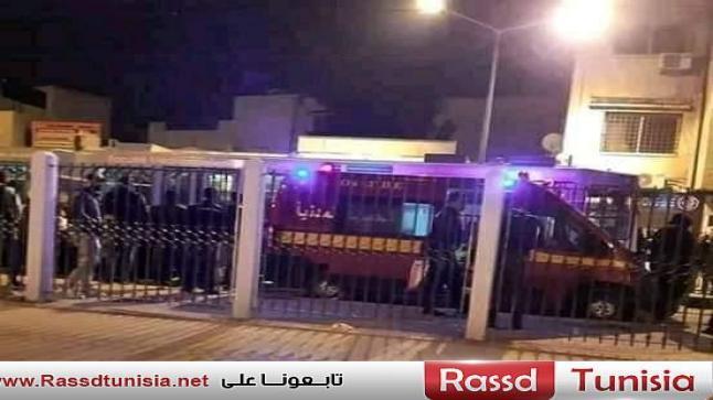 عاجل/براكاج لرقيب بالجيش الوطني يؤدي الى مقتله على عين المكان داخل مترو بباب الخضراء