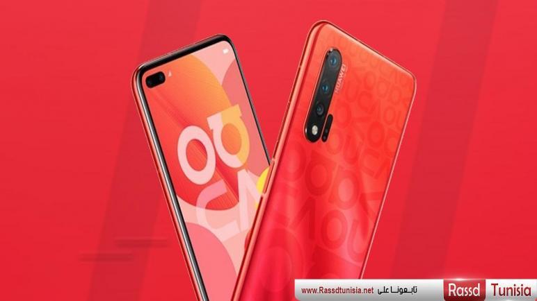 الهاتف Huawei Nova 6 يظهر في صور مسربة واقعية قبيل الإعلان الرسمي