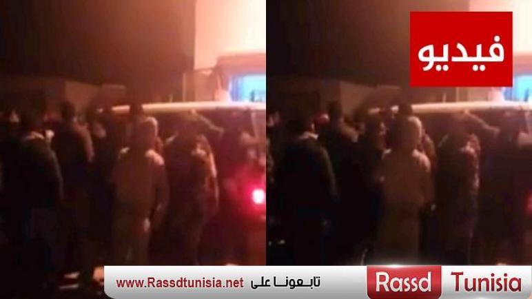 بالفيديو : الأمن الوطني يلقي القبض على كهل اغتصب طفلة ال 10 سنوات ليلة رأس السّنة