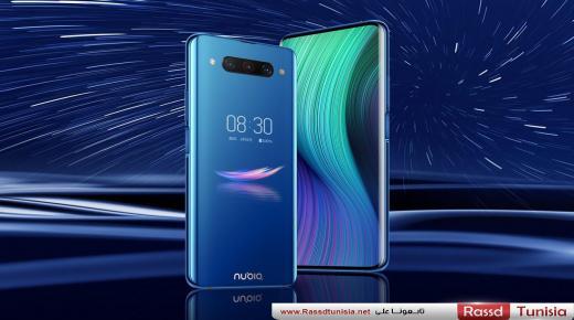 الهاتف Nubia Z20 المُزدوج الشاشة أصبح الآن متوفرًا على الصعيد العالمي