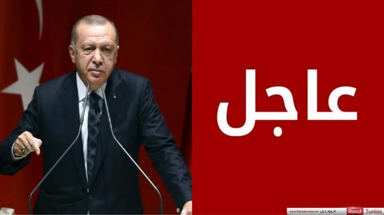 عاجل / الرئيس التركي أردوغان يهدد حفتر : حفتر الانقلابي فر هاربا من موسكو وسنلقنه درسا في طرابلس
