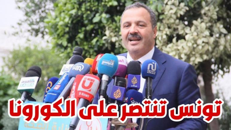 عبد اللطيف المكي: حاليا تونس شبه خالية من الكورونا ونسبة انتقال الفيروس أصبحت ضعيفة جدا جدا
