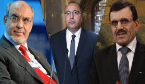 رئيس الحكومة المكلف هشام المشيشي يستقبل حمادي الجبالي و علي العريض (التفاصيل)