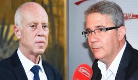 عدنان منصر مشيرا لقيس سعيد وعلاقته بالرئيس الفرنسي: أخشى عليك أن تجد نفسك في أحضان إسرائيل