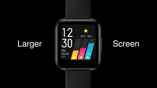Realme Watch تحصل على تحديث جديد يُحسن عمر البطارية ونظام الإشعارات