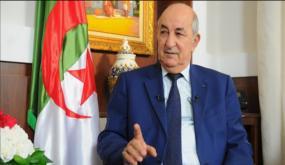 """عكس ما فعله رئيسنا : الرئيس الجزائري يطالب فرنسا بـ""""اعتذار كامل عن ماضيها الاستعماري"""""""