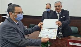 وزارة الصحة و ولاية سليانة تكرّمان جمعية قطر الخيرية