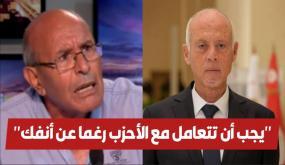 بالفيديو/ محمّد الكيلاني لقيس سعيد : ماقمت به انقلاب على الدستور وعليك التعامل مع الأحزاب رغما عن أنفك