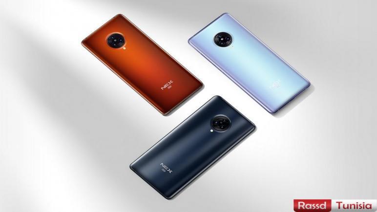 الإعلان رسميًا عن الهاتف Vivo NEX 3S 5G مع مواصفات تقنية مُحسنة