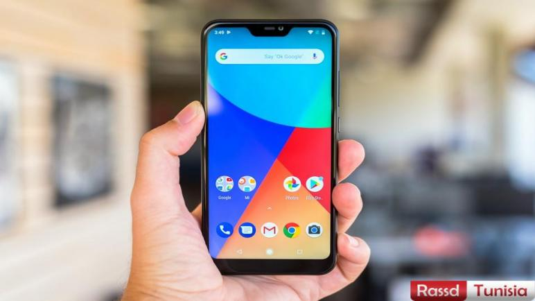 الهاتف Xiaomi Mi A2 Lite يبدأ رسميًا بتلقي تحديث Android 10