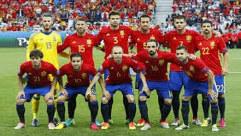 إسبانيا تواجه البرتغال وديا في أكتوبر