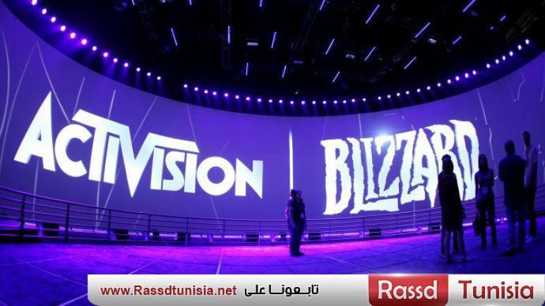 تراجع في عائدات Activision Blizzard للربع الثالث من 2019