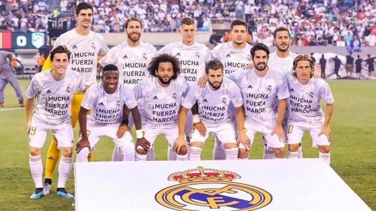 ريال مدريد يحافظ على كونه الأعلى قيمة بين كل أندية أوروبا