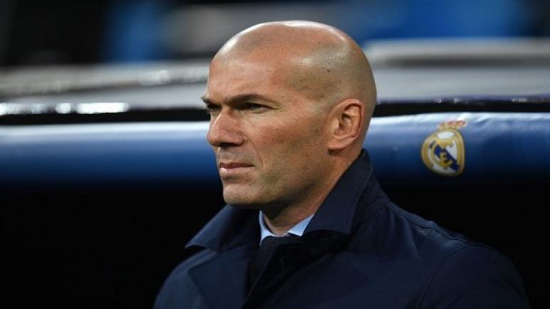 زيدان يؤكد أن ريال مدريد أمامه 6 مباريات نهائية للتتويج بلقب الدوري
