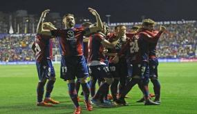 تعادل ليفانتي مع سوسيداد في الدوري الإسباني