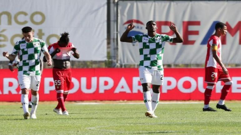 موريرنسي يستعيد نغمة الانتصارات ويضاعف محنة أفيس في الدوري البرتغالي