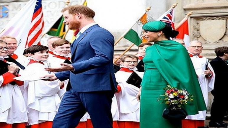 كتاب جديد يكشف أسرار انسحاب ميغان ماركل والأمير هاري من العائلة المالكة