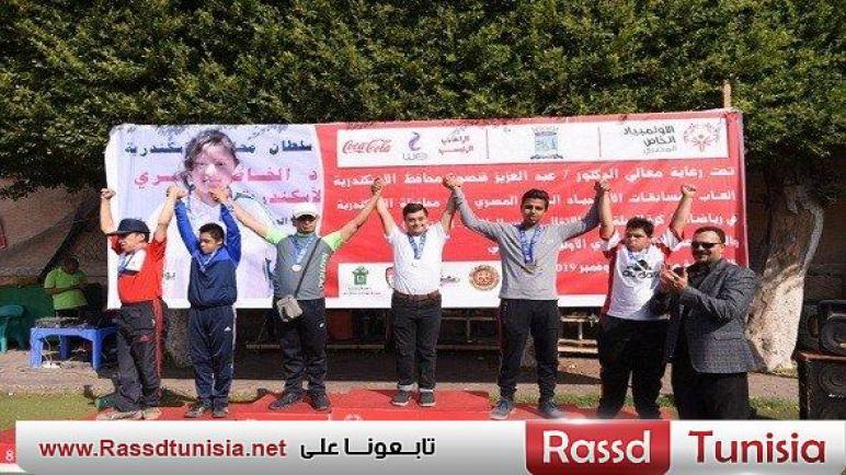 عمرو الطحاوي يوضح تفاصيل اليوم الثاني مسابقات الأولمبياد الخاص المصري