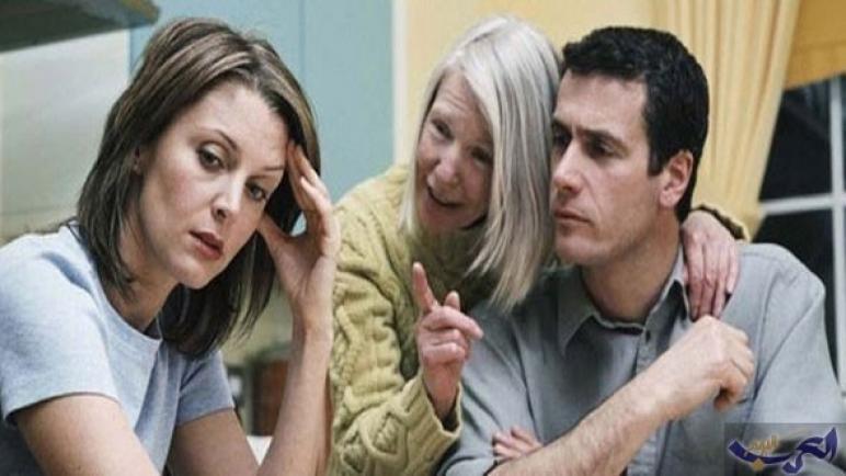 نصائح وطرق للتعامل مع الحماة الغيورة