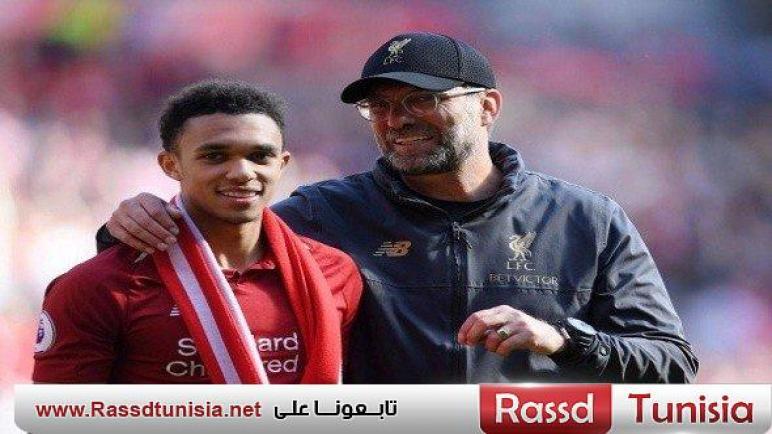 مدرب فريق ليفربول يتحدث عن مشاركة ألكسندر أرنولد للمرة الأولي