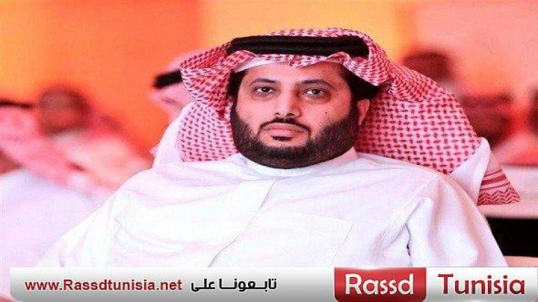 تركي آل الشيخ يتحرك لمتابعة قضية خروج جماهير الأهلي
