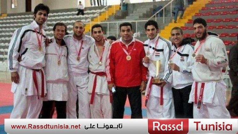 الكاراتيه المصري يقرر إهداء لقب بطولة العالم للرئيس عبد الفتاح السيسى