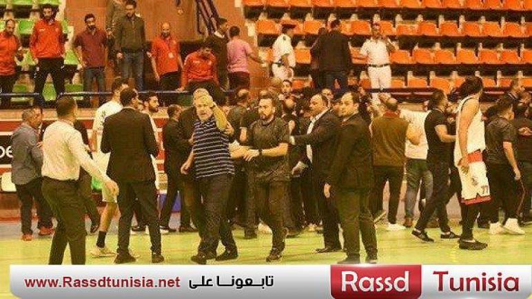 الأهلي يبحث التصعيد ضد اتحاد كرة السلة المصري بسبب عقوبات قمة الزمالك