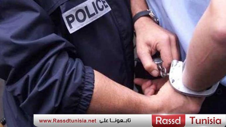 تونس العاصمة/إلقاء القبض على شخص مفتش عنه لفائدة وحدات أمنية وهياكل قضائية مختلفة
