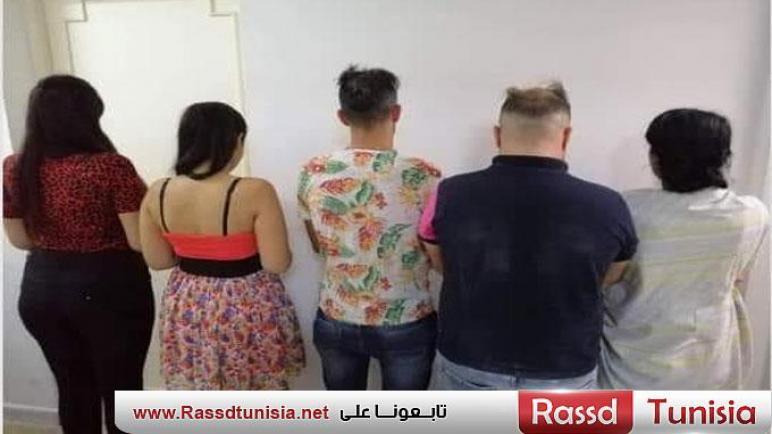 صورة/معركة في ياسمين الحمامات تنتهي بمقتل شاب جزائري..وهذه التفاصيل..