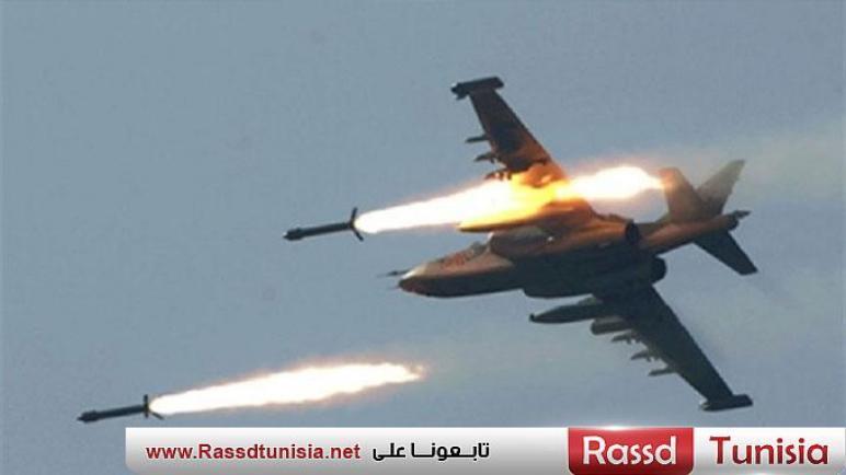 الجيش الليبي ينفّذ غارات جويّة ضدّ قوات الوفاق