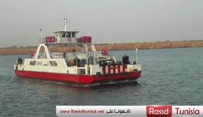 إلغاء الرحلات البحرية بين صفاقس وقرقنة بسبب الرياح القوية