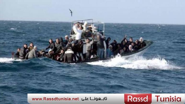 """من بينهم أطفال/ غرق مركب """"حرّاقة"""" قبالة سواحل لامبيدوزا"""