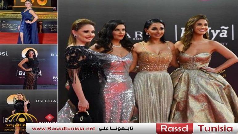ختام مهرجان القاهرة السينمائي بتوزيع الجوائز الدولية والعربية وهذه قائمة الفائزين