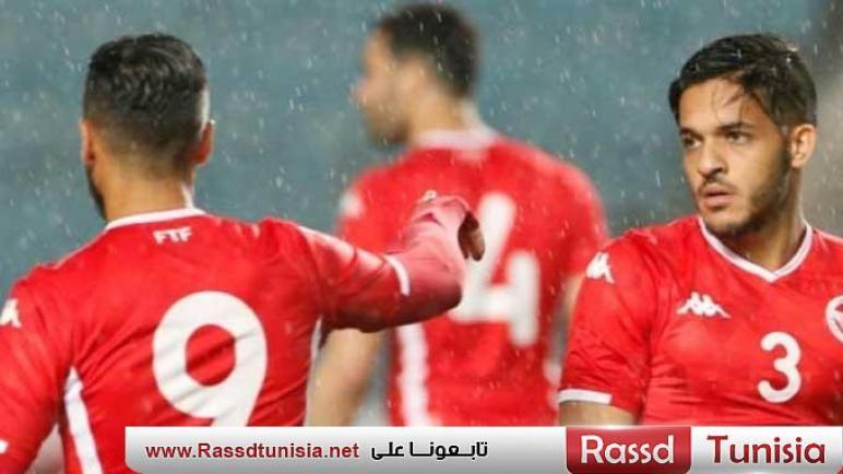 تصفيات كاس امم افريقيا ( الكامرون 2021) : فوز المنتخب التونسي على منتخب غينيا الاستوائية 1-صفر