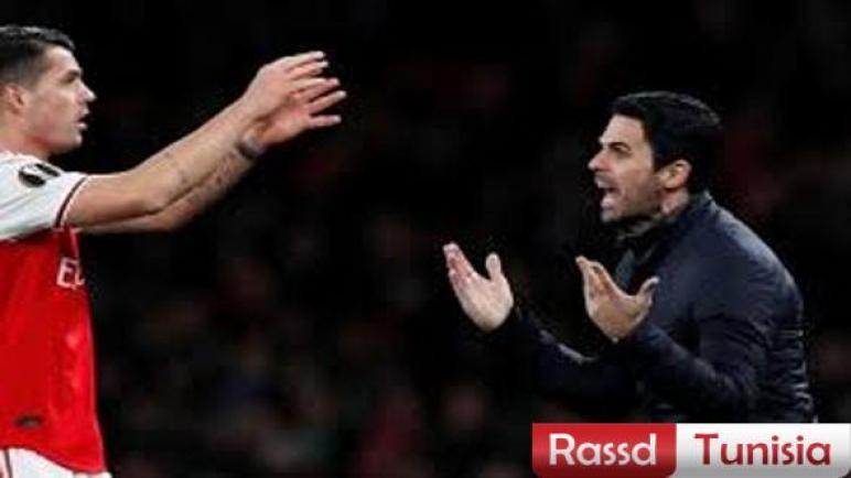 مدرب نادي ارسنال يدعو اللاعبين إلى نسيان خيبة أولمبياكوس