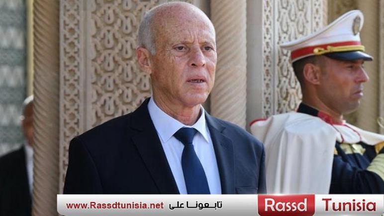 رئيس الجمهورية قيس سعيد في زيارة فجئية وغير معلنة الى مدينة الوردانين..