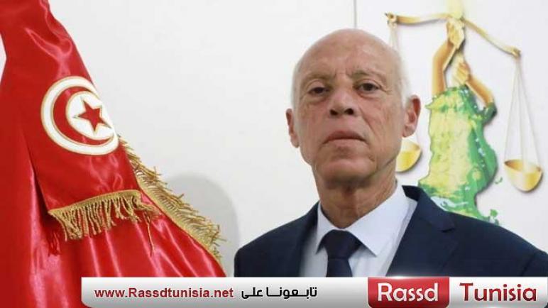 رئيس الدولة يشرف بجامع عقبة ابن نافع بالقيروان على موكب الإحتفال بذكرى المولد النبوي الشريف