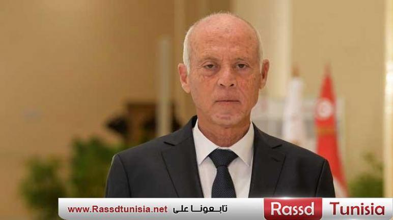 رئيس الجمهورية يستقبل الأمين العام للمنظمة الشغيلة