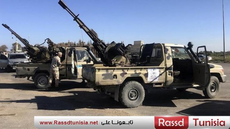 تعزيزات أمنيّة مكثّفة وسط طرابلس