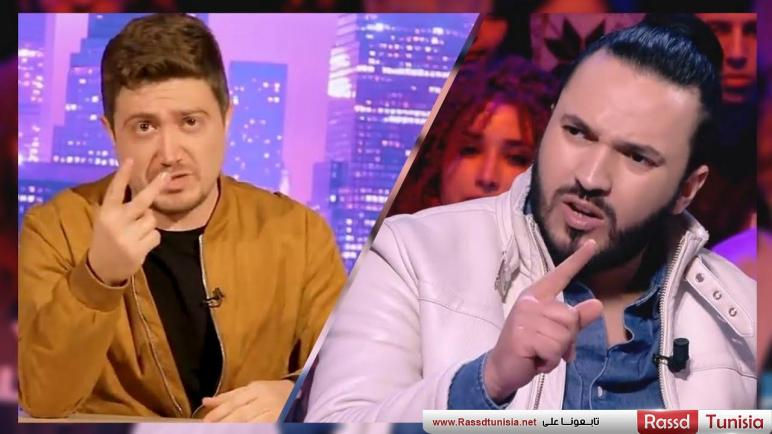"""المذيع اللبناني يخاطب التونسيين : """" هل يعقل أن تذكر ممثلة إباحية و كلام إباحي في إعلامكم """" (فيديو)"""