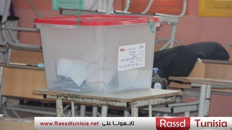سيدي بوزيد : 13فاصل 41 بالمائة النسبة النهائية لتصويت الامنيين والعسكريين في الانتخابات البلدية الجزئية بدائرة السوق الجديد